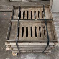金聚进 多尺寸规格可定制 隐形雨水装饰井盖 排水沟盖板 不锈钢雨水篦子
