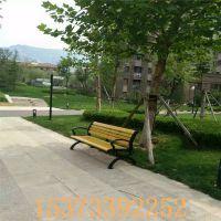 河北公园椅实木椅塑木椅户外休闲椅户外桌椅套装树围椅厂家价格直销