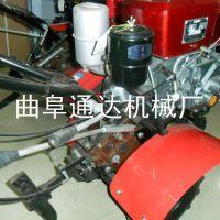 多功能小型汽油微耕机 拖拉机带整地机 旱田微耕机 通达供应