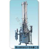 吉安不锈钢塔式蒸汽重蒸馏水器 TZ100不锈钢塔式蒸汽重蒸馏水器哪家比较好