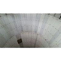 太原直销 焦炉溜槽用聚乙烯板 高分子塑料耐磨板 阻燃煤仓衬板