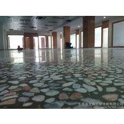 东莞万江厂房地面翻新、地面起灰处理、水磨石硬化处理