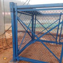 供应封闭箱式梯笼组合框架式梯笼通达总厂设备俱全