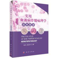 科学出版社直供包邮:实用血液病骨髓病理学彩色图谱