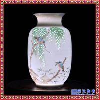 现代中式客厅吊灯古典陶瓷餐厅卧室灯复古别墅木艺茶楼灯具中国风