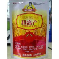 小麦超高产,控旺矮壮增加千粒重