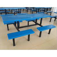 供应玻璃钢分段餐桌椅/美观耐用/8人玻璃钢餐桌椅批发价格