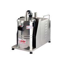 制造车间吸尘器吸砂石粉尘用威德尔三相电40mm口径配套工业吸尘器