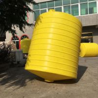 江苏3吨圆形尖底桶配塑料搅拌罐 工业搅拌容器