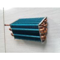 河南翅片铜管翅片蒸发器冷凝器 18530225045