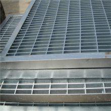 钢格栅板 污水处理盖板 桥架盖板