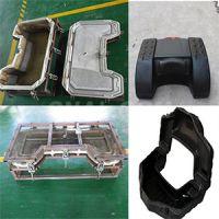 供应加工定制襄同ATV车尾箱铝制滚塑模具铝合金模具