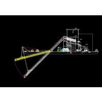 挖沙船|扬帆机械|钻探挖沙船