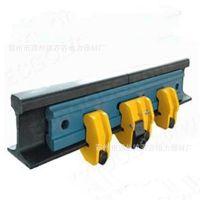 优质高效的断轨保护器铁路工务部门的临时救援工具钢轨夹紧装置