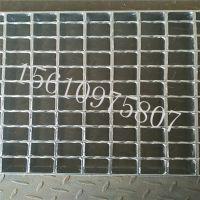 污泥处理密封钢格板 密封式花纹盖板价格 金华q235防滑踏步板