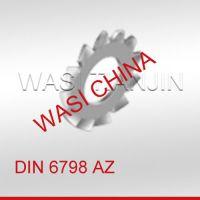 DIN 6798 内外锯齿锁紧垫圈 天津wasi