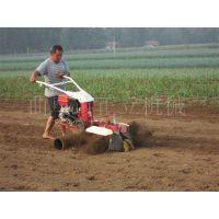 小型可旋转家用开沟起垄机 农用山地微耕机 正立开沟施肥机价格