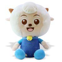 上海早教启蒙毛绒玩具生产厂家儿童毛绒玩具短毛绒制作