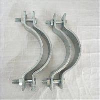 振华生产各种型号抱箍,钢丝 单/双吊抱箍,D144、 D164等