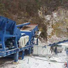 在宜春购买一台大中型移动式石子破碎机需要资金