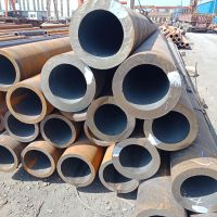 厂家供应烟管无缝管切割16Mn700×30无缝钢管
