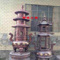 供应大型户外铸铁寺庙寺院宝鼎旅游风景区道观铸铜宝鼎