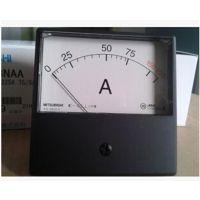 日本mitsubishi三菱YS-208NAA指针式指示机交流电流表