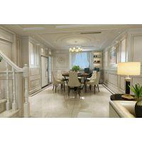 恒大世纪城洋房设计 渝北天古装饰现代美式简约风格案例