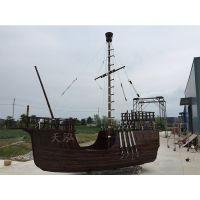 天泓木船厂家销售欧式海盗船