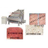 新乡领先 LXLZK-2 荔枝剥壳机 专业荔枝果汁生产设备