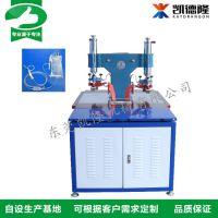 现货供应凯隆高周波双头气压式医用输血袋尿袋高频热合焊接机