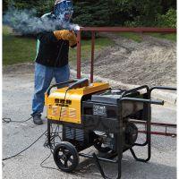 190a柴油发电电焊机移动式