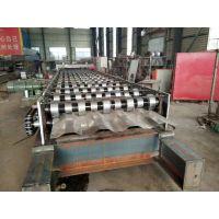 浩鑫压瓦机厂家现货供应1200型集装箱压形设备