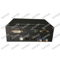 双光纤备份DVI光端机,双光纤无缝切换,传输不掉信号不会黑屏