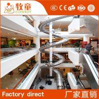 供应购物中心不锈钢滑梯 儿童不锈钢组合滑梯定制【价钱优惠】