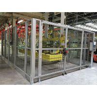 工业铝合金防尘室 输送线支架 电器操作台 定制机械设备铝框架