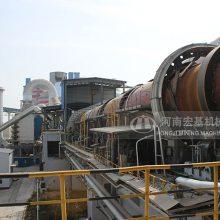 辽宁日产1000吨石灰环保窑生产线工程建设流程
