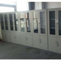 供应矮柜资料柜带玻璃文件柜多少钱