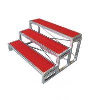 合肥舞台桁架厂家大量现货供应折叠舞台铝合金舞台桁架低价出售