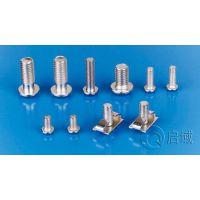 松江铝型材配件规格铝型材连接件紧固件专用半圆头螺栓