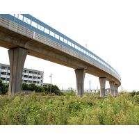 市政高架桥声屏障设计安装@石家庄高架桥声屏障价格@万虎桥梁隔声屏障生产厂家