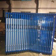 江苏南通铝业专用仓储货架 板材平放架生产厂家 抽屉式货架