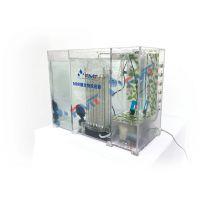 中空膜MBR演示/实验装置,污水处理设备,也用于膜片测试,料液分离