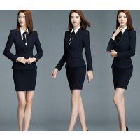 越秀区职业套装裙定做,OL白领西装套装订制,气质西服定做