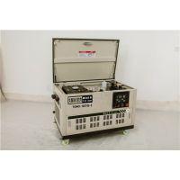 10kw静音汽油发电机四保护装置