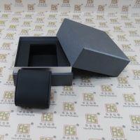 厂家批发定制特种纸天地盖盒,专业生产各种中高档手表盒,深圳龙岗包装厂