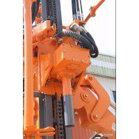 志高机械 ZGYX-420 分体式露天潜孔钻机 柱塞马达68 76*3米钻杆 90-140mm大孔径