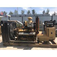 上柴股份350KW二手柴油发电机组 工厂备用电源低价处理