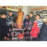 农村50岁王大妈用脆皮烤猪轻松改变生活