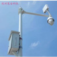 莱安珠三角海岛港口码头无线视频监控工程安装